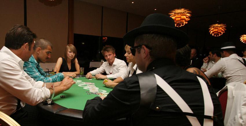 Poker event og pokerturnering